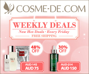 [Up to 25% Off] Weekly Surprise with Free Shipping! SK-II, Clinique and more with Great Prices...