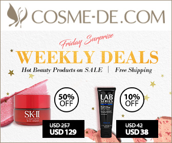 [Up to 50% OFF]Weekly Deals, Friday Surprise, Hot beauty Products on SALE! Shop Now!