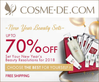 New Year Beauty Sets up to 70% off!Set Your New Year's Beauty Resolutions for 2018.Choose the Best for Yourself?