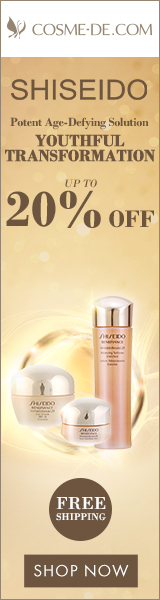 [Shiseido] Potent Age-Defying Solution.Youthful Transformation.Up to 20% Off.SHOP NOW