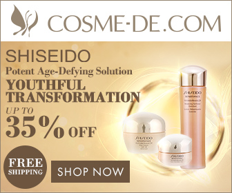 [Shiseido] Potent Age-Defying Solution.Youthful Transformation.Up to 35% Off.SHOP NOW