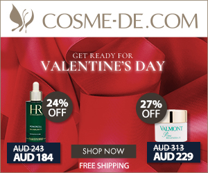 Get Ready For Valentine's Day.Keep Your Skin in a Perfect Status.A Surprise For 'HIM'