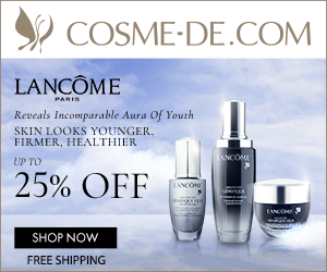 LANCÔME. Reveals Incomparable Aura Of Youth. Skin Looks Younger, Firmer, Healthier. Selected Products Up to 25% Off. [Shop Now]