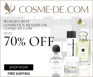 World's Best Cosmetics Brands on COSME-DE.COM. Up To 30% Off. GRAB THE CHANCE NOW.