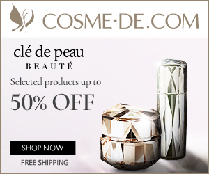 World's Best Cosmetics Brands on COSME-DE.COM. GRAB THE CHANCE NOW