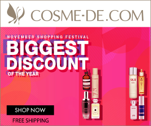 November Shopping Festival. BIGGEST Discount of the Year. Beauty Items Must-Buy List. Shop Now